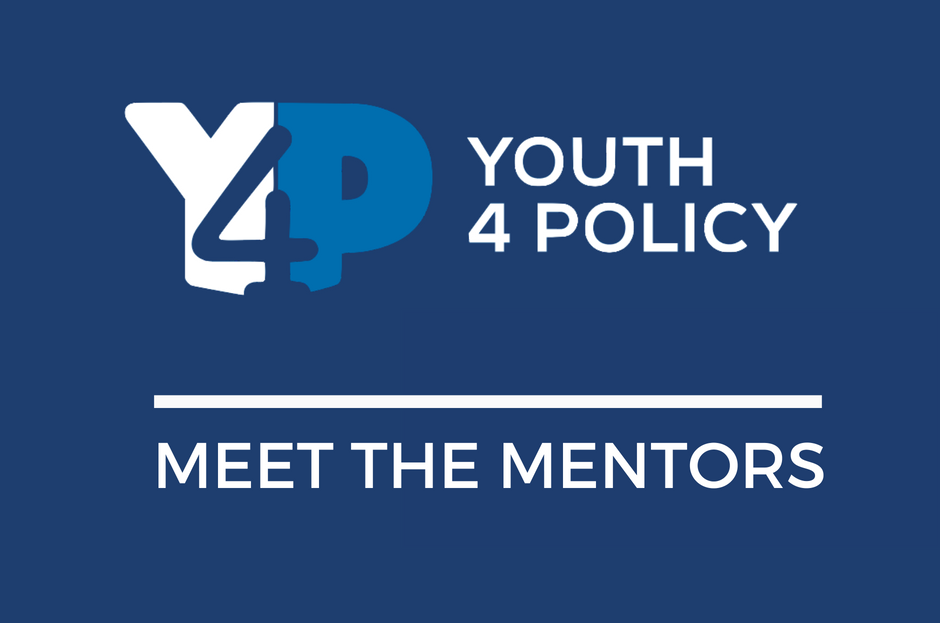Meet the 2018 Youth4Policy Mentors