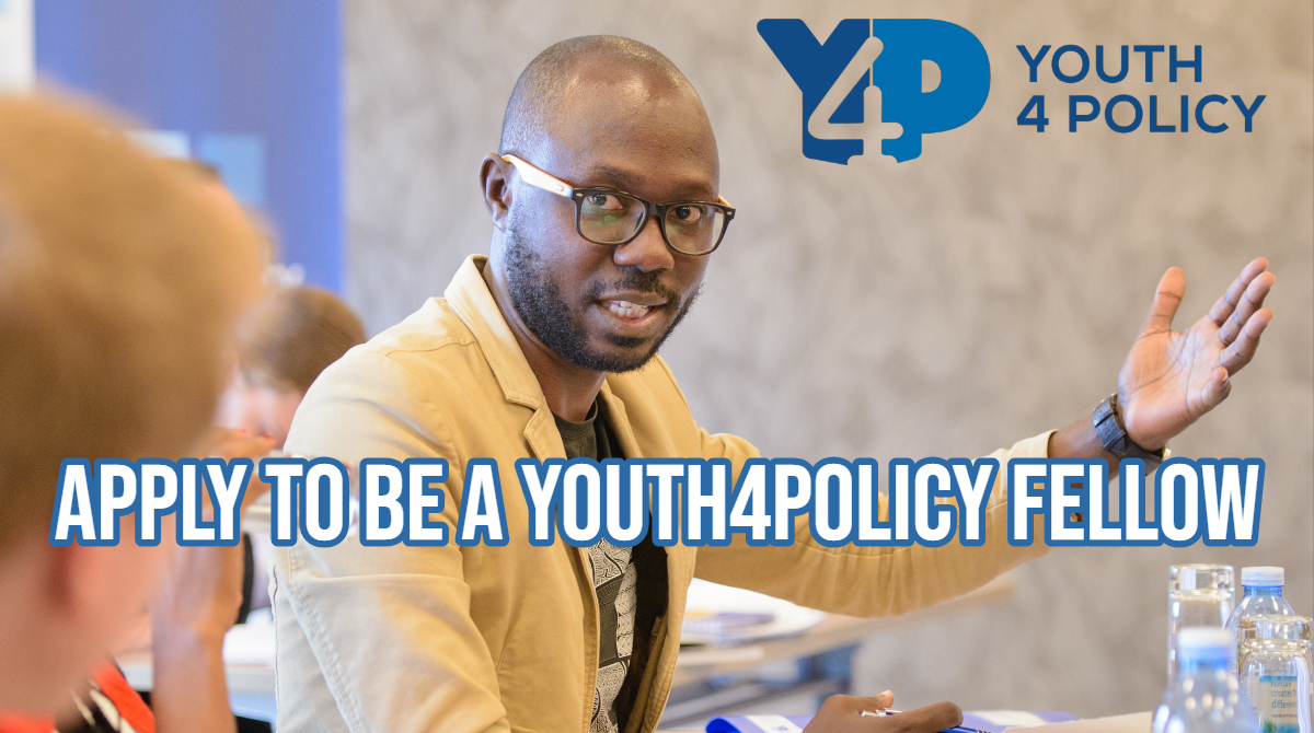 Call for Youth4Policy Applications 2019