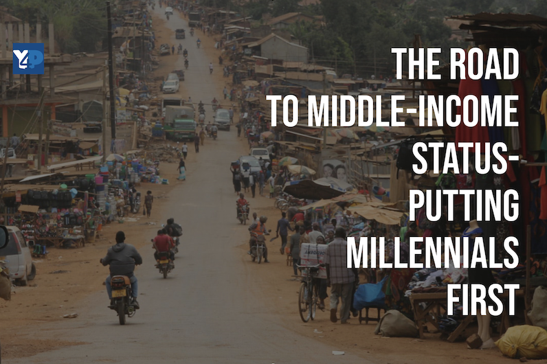 The Road to Middle-Income Status- Putting Millennials First.