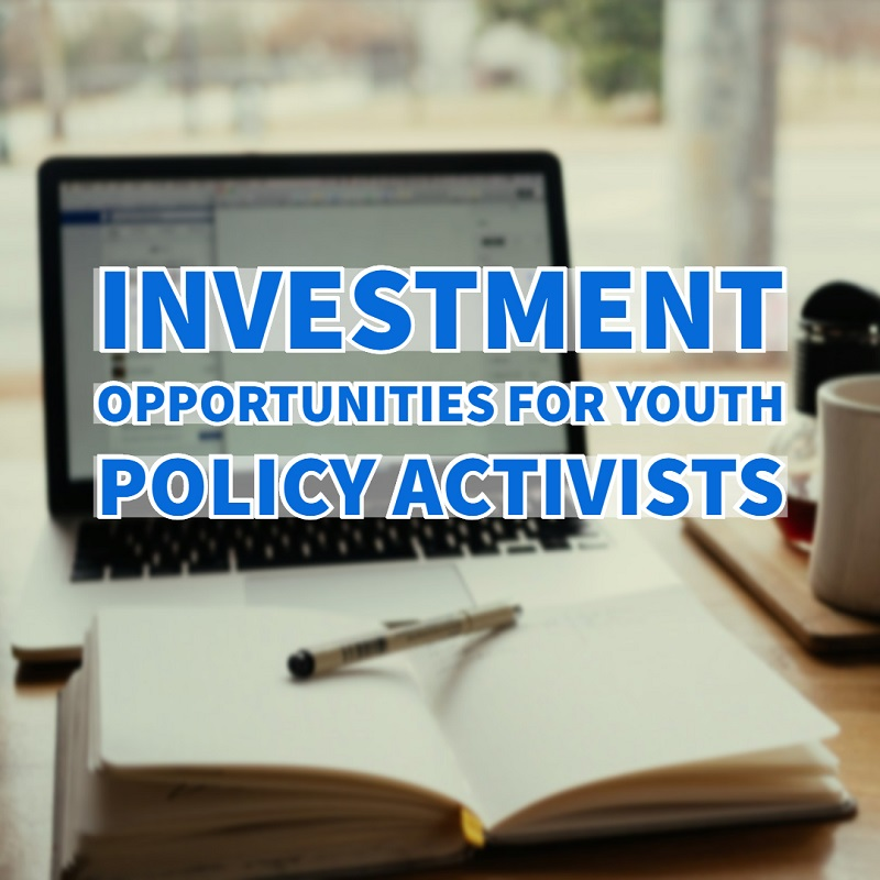 Inside Out: A recognition note to partners who dare invest in capacities for youth policy activists